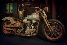 Motorcycles / by Merilee Moscardelli