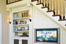 2014 Reno: Family Room / Ideas, check out our reno journey on http://webbwilderness.blogspot.com/