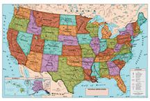 ~ the fifty states ~ / by Michele. Sharp Mauger