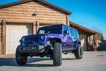 TeraFlex Jeep Builds