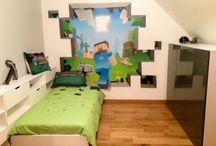 Ronan room idea's