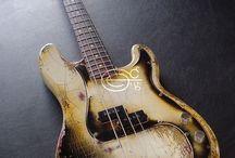 Fender bassguitar