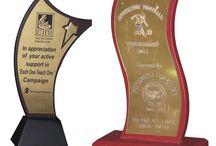 trophy/award
