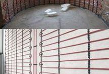 отопление стен