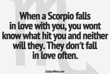 Scorpio / Scorpio zodiac