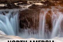 NORTH AMERICA / Sharing useful tips, inspiration and advice from all over North America. From travel stories to where the best spots to visit, don't miss anything!  North America | Canada