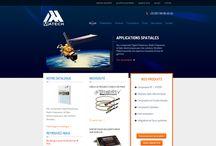 Industrie & Energie / Web design sites internet Industrie & Energie