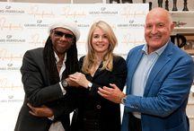 Nile Rodgers visita Girard-Perregaux