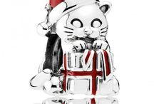 christmas charms / christmas charms-Pandora festive jewelry grand beginning, the highest discount back.