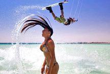 Kiteboarding / by cabracadabra