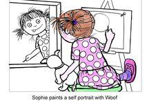 Preschool Color Stories