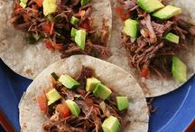 Mexican Food / All the Mexican recipes your heart can handle! / by Tequila Aficionado