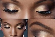 eyes shadow