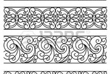 Balkon sierhekwerk