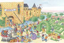 Ridders / kastelen