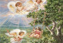 Angels  / by Lyn