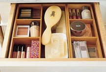 Make up drawer  / by Hailee Beaird