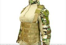Tacticool Fashion