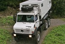 Unimog Expedition Vehicles / Planning for my Unimog expedition camper