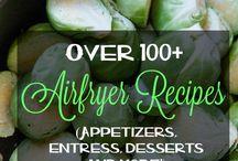 Actifry recipies