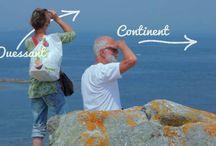 Hotel Brest - Visite des iles Finistere / Offres chambre + bateau pour découvrir les îles du Finistère à partir de Brest http://www.hotelcenter.com/hotel-pas-cher/104-vente-billets-pennarbed.html