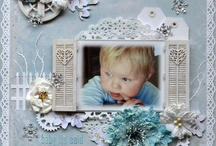 Scrapbook ideas... Child / by Janine Legg