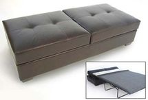 Space Saving Multi Purpose Furniture / Furniture that transforms for other uses.