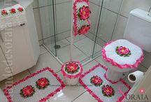 Tapetes p/ banheiro