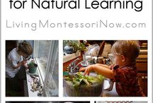 Montessori Education / Everything I've ever wanted to know about Dr. Maria Montessori and her methods.  Resources, recommendations, ideas... its all here!