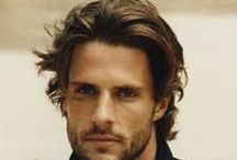 men medium length haircuts…