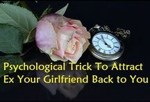 Attract Ex Your Girlfriend Back to You