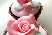 cupcake décors