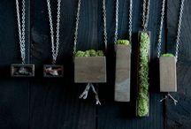 concrete nature jewelry