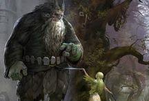 Forest guardians - Illustration