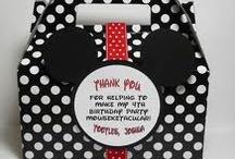 JM's Micky Mouse 1st Birthday Party / by Megan Lester