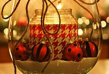 Christmas decor ideas / by Kristen Mee