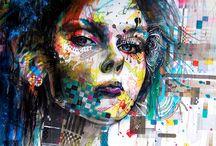 Art / by Lauren Frederick