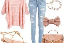 Ideas para vestir en alguna salida