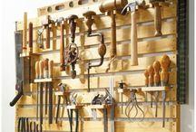 Garagem e Organização