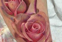 tatoo rosa