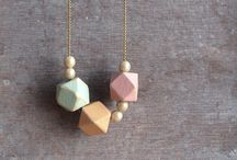 Bits and Pieces / Little treasurous accessories.  / by Katie Lee