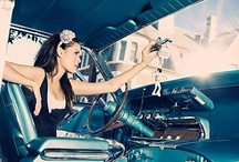 Get Up and Drive / by Victoria Plumshine