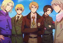 Hetalia - Allied Forces