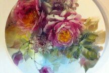 decori floreali