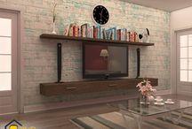 İç Mimarlık, Ev Dekorasyonu / Ev, ofis ve yaşanabilecek tüm mekanların dekorasyon işleri,özel mobilya tasarımları.
