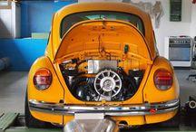 VW Fuscas