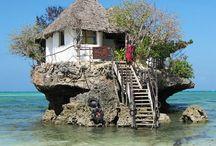 Zanzibar:restauracja(?)