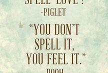 Inspirerende quotes en citaten / Die teksten die mij persoonlijk aanspreken!