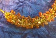 Collane / collane fatte ad uncinetto