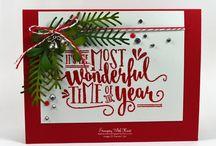 SU wonderful year stamp set